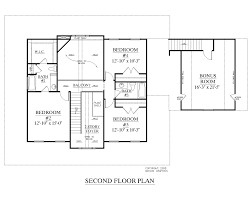 Southern Heritage Home Designs   House Plan  A The HILDRETH w    House Plan  A Hildreth w garage nd flr