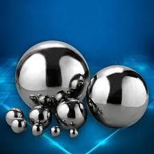 <b>High Gloss Glitter 304</b> Stainless Steel Ball Sphere Mirror Hollow Ball ...