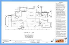 What    s in a Good set of House Plans    Randall Southwest PlansEither way this should be on the Foundation Plan  Also  let    s say there is an island in the kitchen   a downdraft cook top