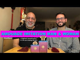 NEW <b>Amouage Imitation</b> Man & Woman Fragrance REVIEW with ...