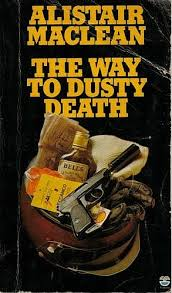 1973 Fontana paperback edition of The Way To Dusty Death