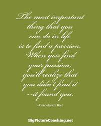 your passion big picture coaching click