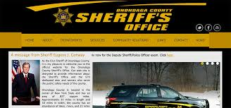 iConsult Team Develops New Website for Onondaga County Sheriff ...