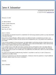 Example of application letter for nursing college   reportspdf    web