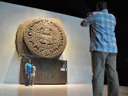 「1790, Piedra del Piedra del Sol was found in mexico」の画像検索結果