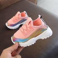 <b>AFDSWG spring</b> white <b>autumn</b> pink mesh shoes boys children black ...