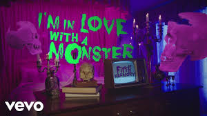 Fifth Harmony - <b>I'm In Love</b> With a Monster (from Hotel Transylvania ...