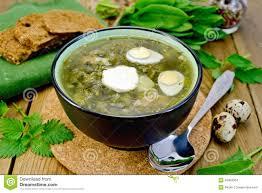 Risultati immagini per minestra spinaci e uova