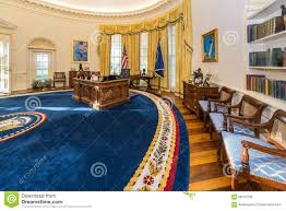 the oval office white house little rock ar usa circa february 2016 replica of white house39s barack obama enters oval