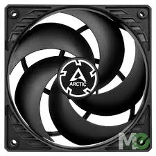 <b>Arctic</b> Cooling <b>P12</b> PWM 120mm <b>Case Fan</b>, Black - 120mm Fans ...
