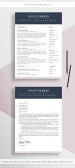 best ideas about professional resume template our new professional resume template cover letter for word creative cv design