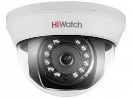 <b>Видеокамера</b> HD-TVI HiWatch <b>DS</b>-<b>T201</b> (3.6 mm) купольная · TVI ...
