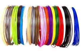 <b>UNID Набор</b> пластика для <b>3D ручек</b>: PLA-20 (по 10м. 20 цветов в ...