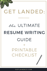 17 best ideas about good resume examples resume all the best resume writing tips in one place the ultimate resume writing guide and