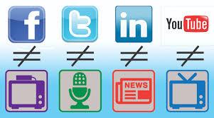 Image result for digital media vs traditional media