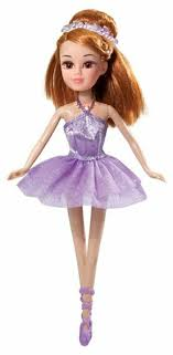 Интерактивная <b>кукла</b> Карапуз Балерина <b>Мария</b> 29 см 6536-RU ...