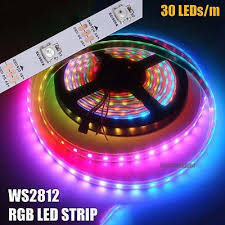 Brand New 5M 150LEDs 5V WS2812 Programmable LED ... - Qoo10