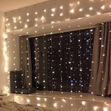Details about 3Mx3M 300 <b>LED</b> Curtain <b>Net Light</b> Christmas Party ...