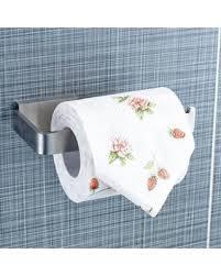 <b>Yanjun</b> Bathroom Toilet Paper Holder Wall Mount <b>Stainless Steel</b>
