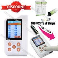 Bluetooth Urine Analyzer 11 Parameters 100PCS Test strips ... - Vova