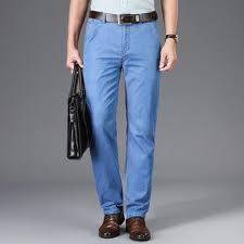 <b>Spring and Autumn Men's</b> Business Casual Trousers Fashion Pants ...