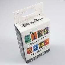 Коллекционные <b>значки</b> Disney Pixar алфавит тайна набор ...