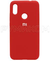 Купить <b>Силиконовый бампер Silicone Case</b> для Xiaomi Redmi 7 ...