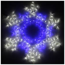 "<b>Фигура</b> из дюралайта Sh <b>Lights</b> ""Снежинка фигурная"", 378 белых ..."