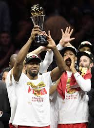 <b>King of the North</b>: Kawhi Leonard wins Finals MVP