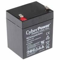 Аккумуляторные батареи CyberPower — купить на Яндекс.Маркете