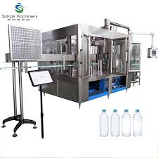 China <b>OEM</b> Small Scale Automatic Mineral Water Bottle Filling ...
