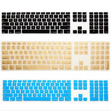 <b>Color Silicone</b> keyboard Skin For Apple IMAC all-in-<b>one</b> 2015-2017 ...