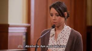 """The 20 Most Relatable April Ludgate Quotes From """"Parks And ..."""