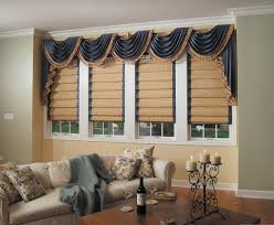 living room curtains valance