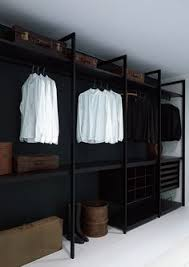 walk in closet killer picture of masculine closet and storage decoration using modern black metal closet organizer including modern black wood shoe rack architecture awesome modern walk closet