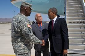 u s department of defense photo essay u s rep silvestre reyes of texas center and army gen lloyd president barack obama