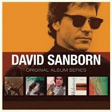 Image result for david sanborn cd cover