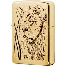 <b>Зажигалка Zippo Proud</b> Lion (204B)