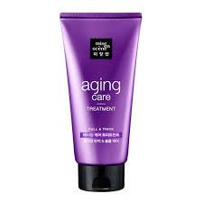 <b>Антивозрастная маска для волос</b> MISE EN SCENE Aging Care ...