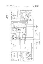 patent us4463906 guidance system for lateral move irrigation patent drawing