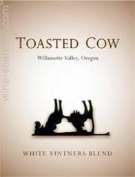 Oak Knoll Winery 'Toasted <b>Cow</b>' White Vintners ... | prices, stores ...