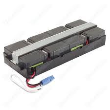 Замена аккумуляторов в ИБП <b>APC Smart UPS RT</b>