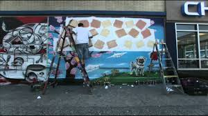 50 shades of grey cinema wedding proposal lifecrayon best marry me mural