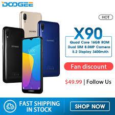 <b>Сотовый телефон DOOGEE X90</b> 6,1 дюйма, 19:9 экран LTPS с ...