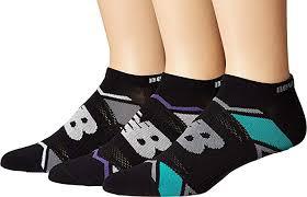 New Balance 3-Pack <b>Elite Sport No Show</b>   Zappos.com