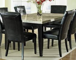 White Marble Dining Table Dining Room Furniture Affordable Dining Tables