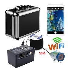 PDDHKK Wifi <b>Wireless</b> Underwater LED Night Vision Fishing ...
