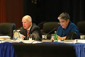 uc regents increase tuition jerry brown arrived shortly after the protesters exited the building on march 18 at the uc regents meeting in san francisco many of the speakers during the
