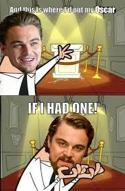 ANDPOP | 18 Best Tumblr Reactions to Leonardo DiCaprio and The Oscars via Relatably.com
