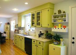 kitchen color trends cabinet